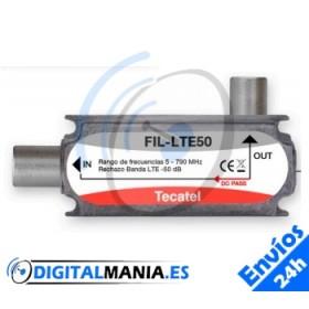 Filtro LTE Tecatel