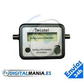 Localizador de satelites SAT-FINDER TECATEL
